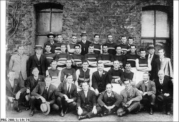Image: North Adelaide Premiership team, 1920