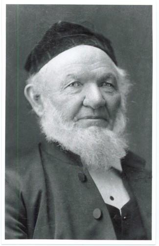 German missionary Clamor Wilhelm Schürmann