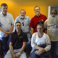 Kaurna language team 2013
