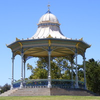 Elder Park rotunda, 2008