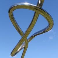 Knot sculpture