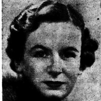 Image: head and shoulders image of woman