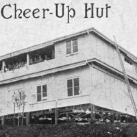 Image: black and white photo of building