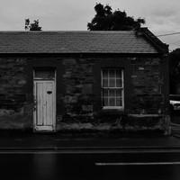 Image: single story stone building