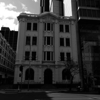 Image: multistoried white building