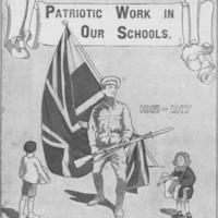 Image: Schools' Patriotic Fund booklet cover