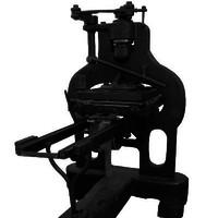 Image: printing press